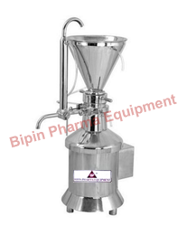 GMP 3HP colloid mill manufacturer in india