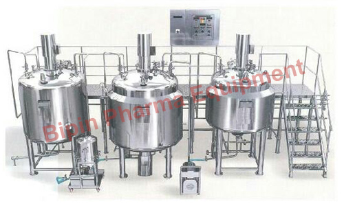 Liquid Manufacturing Plant manufacturer in India