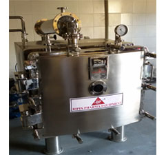 Vacuum Tray Dryer Manufacturer in India