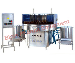 Automatic Rotary Bottle Washing Machine Manufacturer and supplier