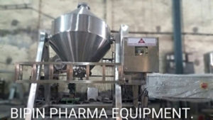 Double Cone Blender Manufacturer and supplier