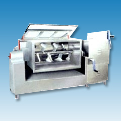mass mixer manufacturer exporter in India
