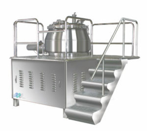 rapid mixer granulator manufacturer in india