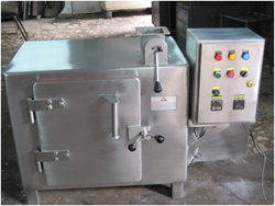 tray dryer manufacturer and exporter in India