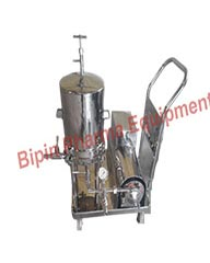 Zero hold up filter Press manufacturer exporter in India